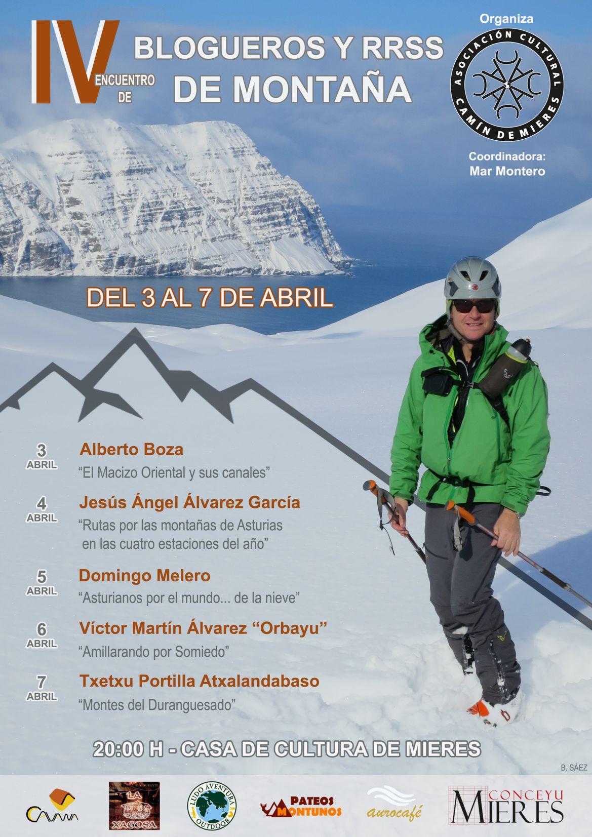 cartel web encuentro blogueros montaña 2017