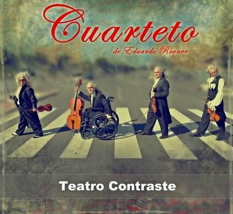 cuarteto contraste teatro