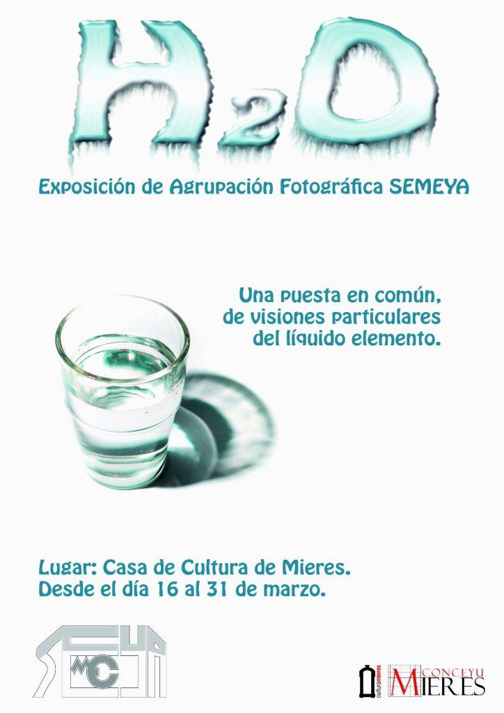 exposición fotografica Semeya H2O