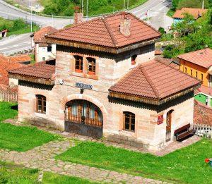 Aula del Ferrocarril - Lloredo (Fot: Asoc. Cultural Los Averinos)