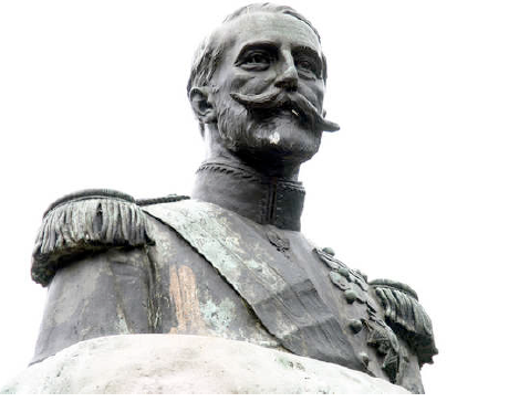 Busto Marqués de Comillas