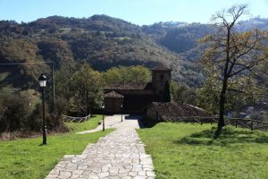Camino Santuario Mártires Valdecuna (Fot. Víctor M. Fernández Salinas)