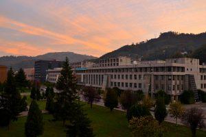 Campus Universitario-Mieres (Fot: Marisol Zapico - AF Semeya)