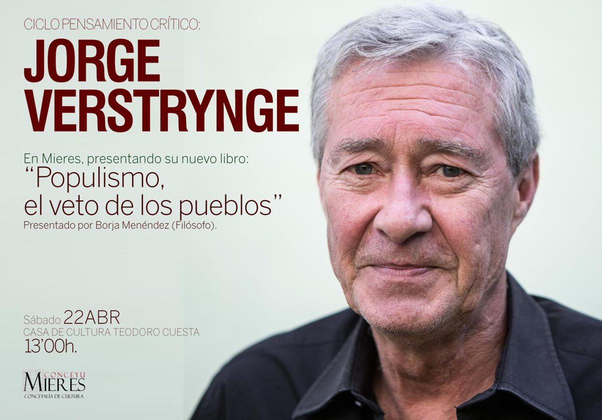 Cartel web Pensamiento Critico-Jorge Verstrynge