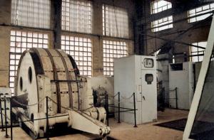 Casa de maquinas I del Pozo Nicolasa