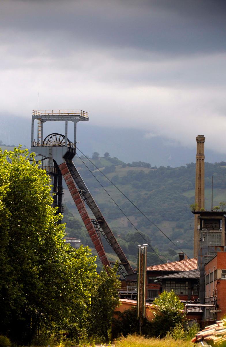 Castillete San Inocencio - Cortina (Fot: José Luis Soto)