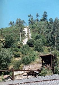 Chimenea y canal de evacuación de humos - El Terronal