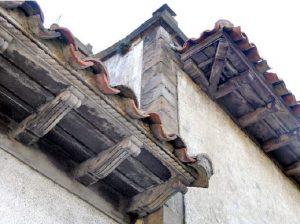 Detalle Cubierta Capilla de la Santísima Trinidad
