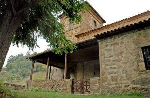 Detalle Santuario Mártires Valdecuna
