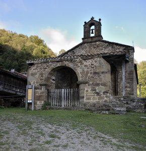 Ermita de San Justo y San Pastor (Fot. Marisol Zapico - AF Semeya)