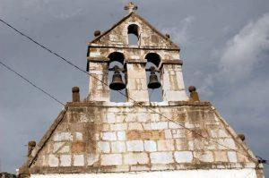 Espadaña Iglesia Parroquial de San Pedro