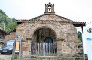 Fachada Ermita San Justo y San Pastor