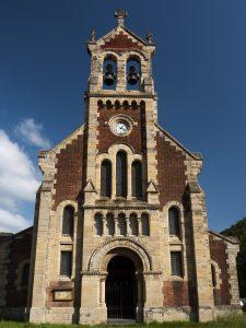 Fachada Iglesia de San Claudio de Bustiello (Fot. Carlos Salvo - AF Semeya)