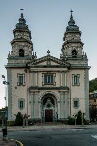Fachada Iglesia de San Juan Bautista (Fot. Ana Belén Rodríguez - AF Semeya)