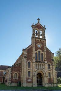 Iglesia - Bustiello (Fot: J.Vazquez - AF  Semeya)