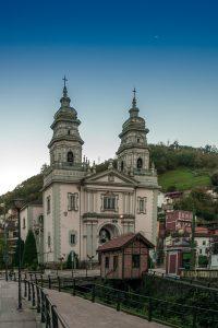Iglesia San Juan Bautista (Fot. Ana Belén Rodríguez - AF Semeya)