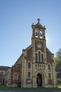 Iglesia de San Claudio de Bustiello (Fot. J. Vázquez - AF Semeya)