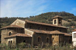 Lateral Ábside Original Iglesia Santa Eulalia (Fot. Julio Fernández Ferrero - AF Semeya)