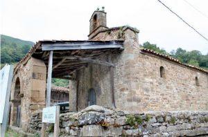 Lateral Ermita San Justo y San Pastor