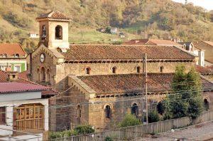 Lateral Iglesia de Santa Eulalia