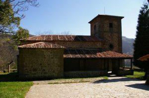 Lateral Santuario Mártires Valdecuna (Fot. Víctor M. Fernández Salinas)