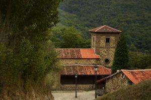 Lateral Santuario Mártires Valdecuna (Fot. Yolanda Suárez - AF Semeya)