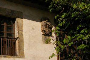 Escudo Casa Duró (Fot.: Daniel Herrera Arenas)