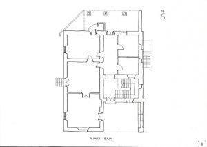 Plano Planta Casa Duró