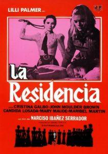 Mierescine-La Residencia Narciso Ibáñez Serrador 1969