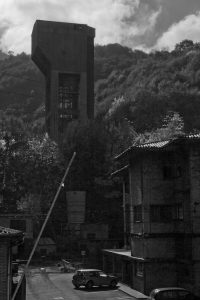 Minas de Figaredo - Cortina (Fot: Carlos Salvo - AF Semeya)