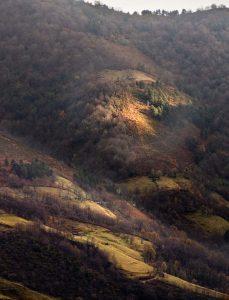 Monte desde Navaliego (Fot.: Jose Luis Soto).