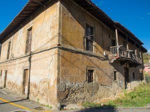 Palacio Cachero Riosa (Fot. Carlos Salvo - AF Semeya)