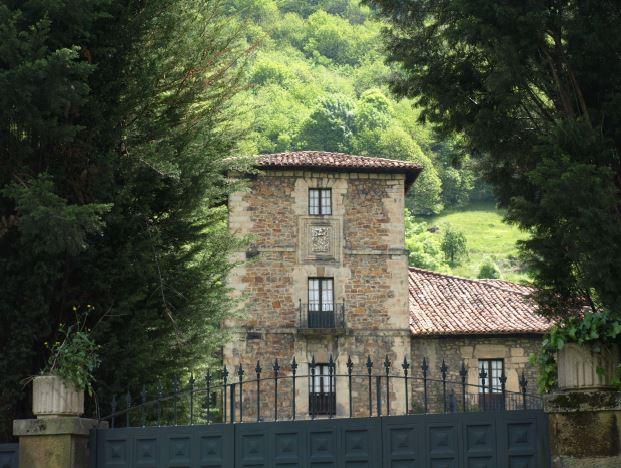 Palacio Vizconde de Heredia (Fot. Daniel Herrera y Jesús I. Jiménez)