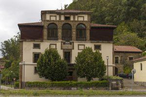 Palacio de Figaredo (Fot. Juanjo - AF Semeya)