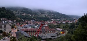 Panoramica Pozu San José - Turón (Fot: Marisol Zapico - AF Semeya)