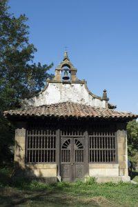 Portada Capilla de la Santísima Trinidad (Fot. J. Vázquez - AF Semeya)