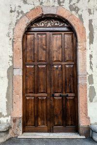 Puerta Iglesia Parroquial de San Pedro (Fot. Ana  Belén Rodríguez - AF Semeya)