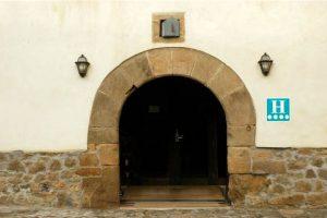 Puerta Palacio Bernardo de Miranda