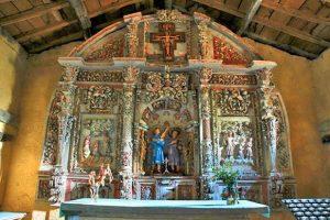 Retablo Ermita San Justo y San Pastor