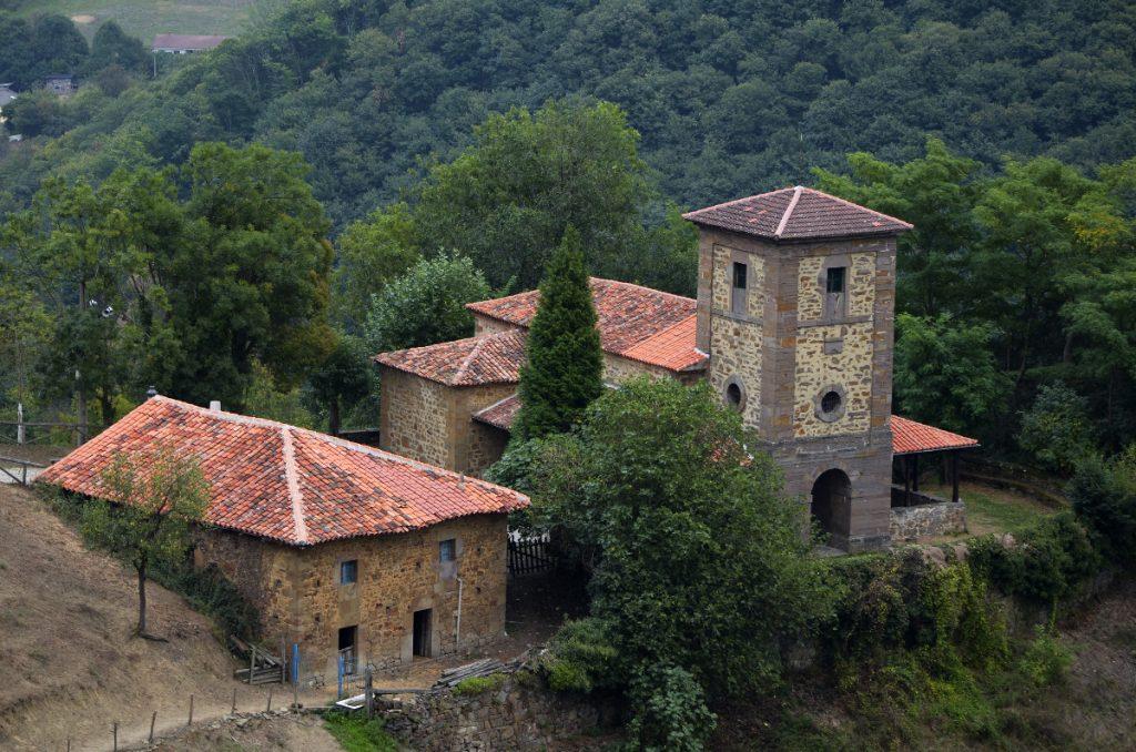 Santuario De Los Martires Cosme Y Damian Ayuntamiento De Mieres