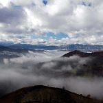 Sierra del Aramo desde la Campa Les Abeyes (Fot.: Jose Luis Soto).
