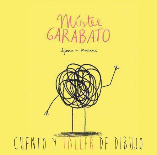 Taller de dibujo-mr_garabato