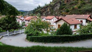Vista cauce del Poblado de Bustiello ( Fot: Vero - AF Semeya)