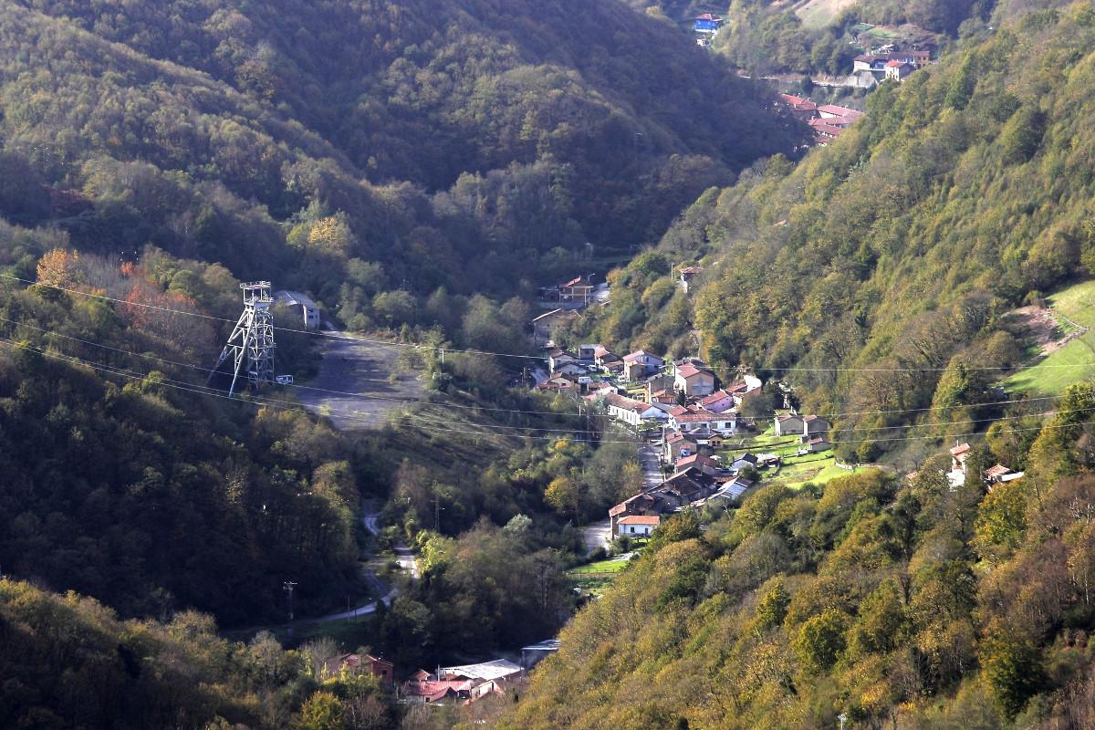 Vista panorámica de Vegaotos y Pozo Tres Amigos (Fot. Cheluis - AF Semeya)