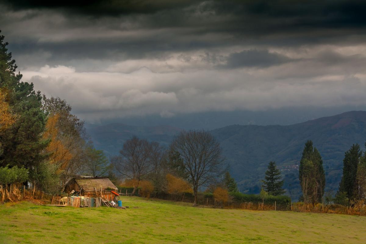 Vistas desde el área recreativa Rozamayor- El Ranchu (Fot.: Ana Belén Rodríguez - AF Semeya).