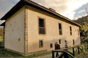 Zona trasera Palacio Bernardo de Miranda