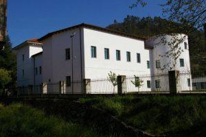 Zona trasera Palacio del Marqués de Camposagrado (Fot. Daniel Herrera Arenas)