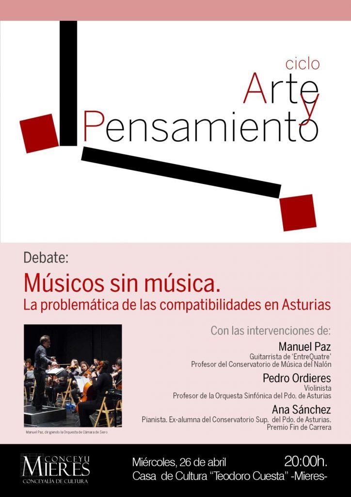 cartel web ciclo Arte y Pensamiento-musicos sin musica-abril2017