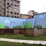 Área compostaje comunitario