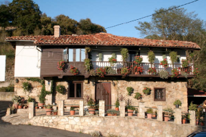 Antigua casa rectorial - Gal.legos